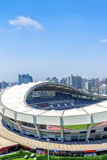 陕西体育场