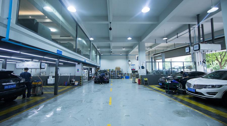 汽車烤漆房緊隨步伐 深掘汽保市場潛力