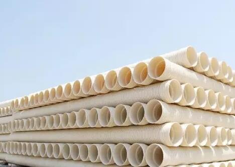 关于锦都PVC-U双壁波纹管规格尺寸及特点