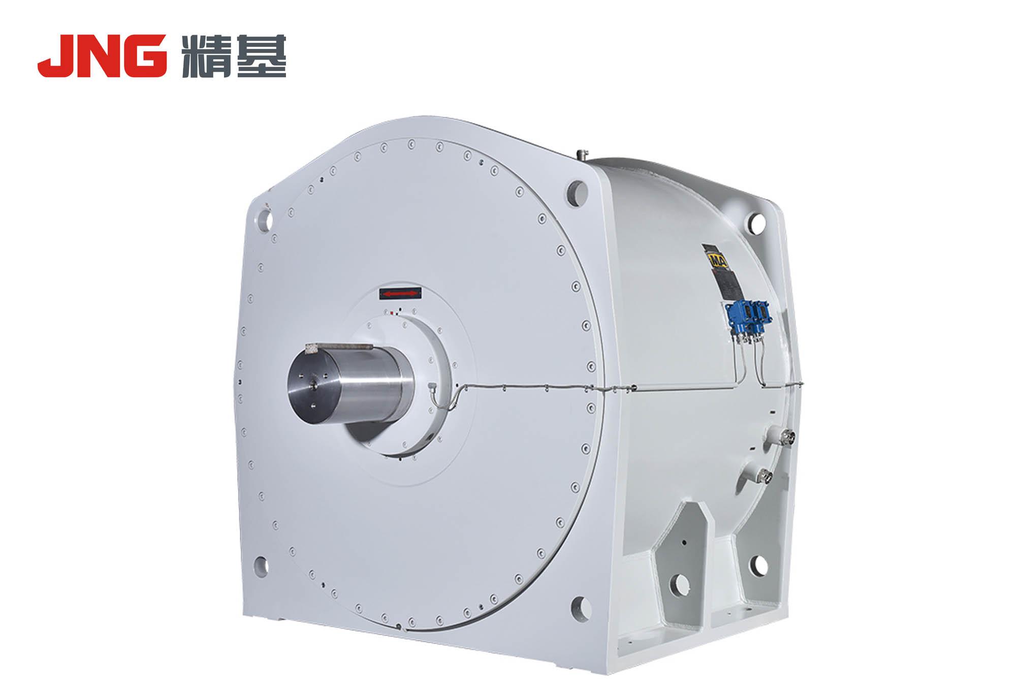 帶式輸送機用三相永磁同步變頻電動機