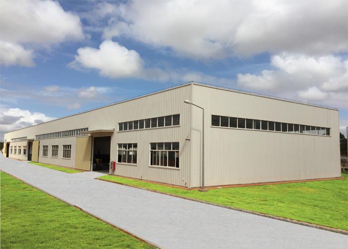 管材管件生产工厂(安哥拉)