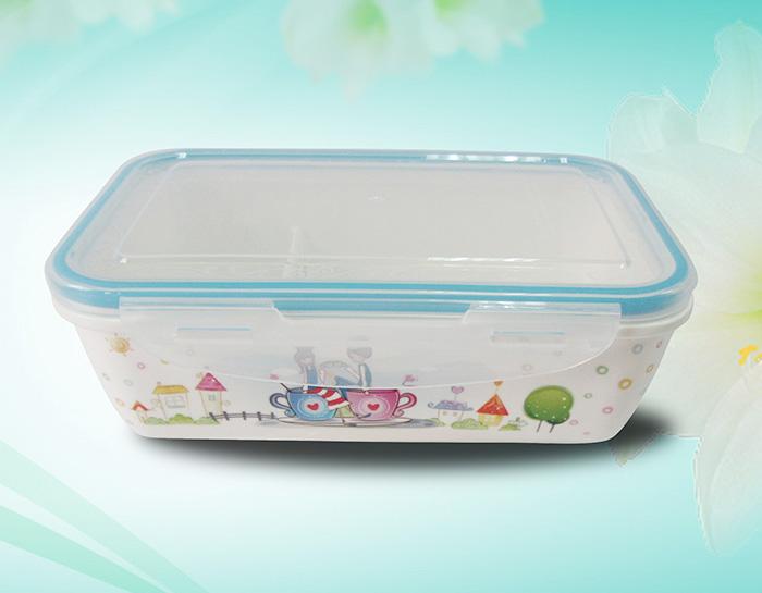 长方饭盒(小)