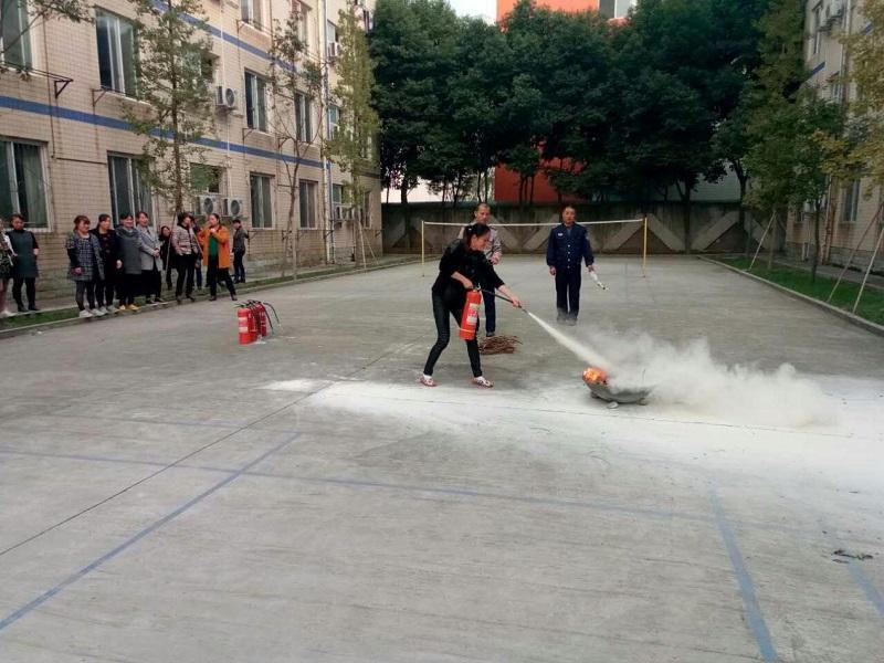 公司消防安全知識培訓報道