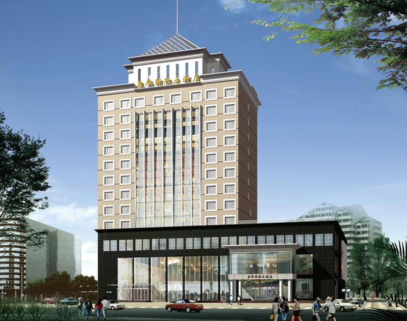 老河口市奧華國際大酒店