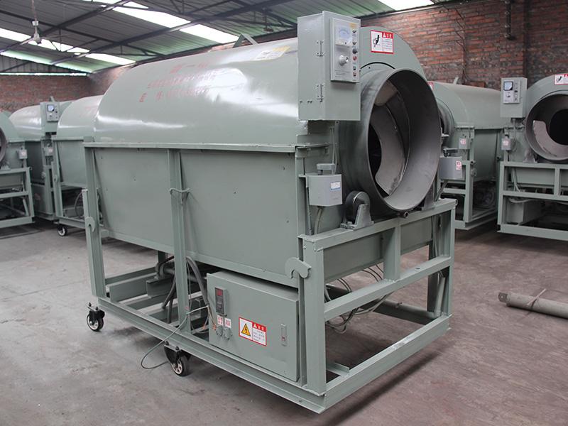 茶叶炒干机6CCT-90电式