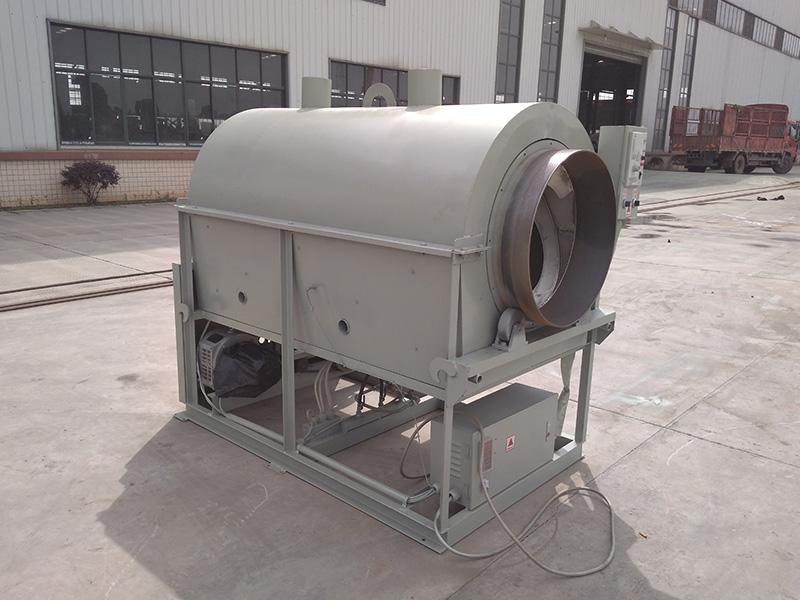 茶叶炒干机6CCT-80燃气式