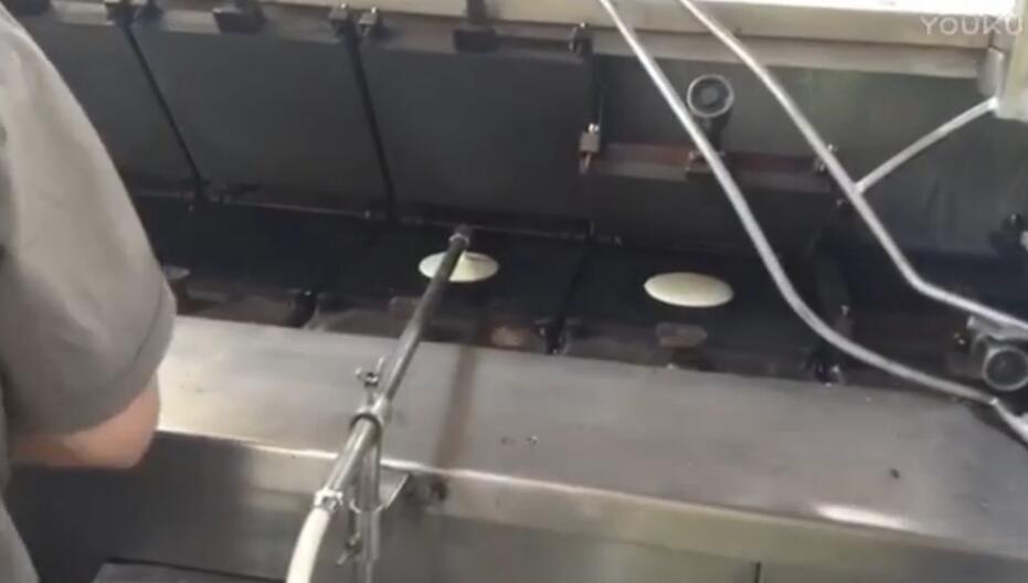 22模蛋卷機
