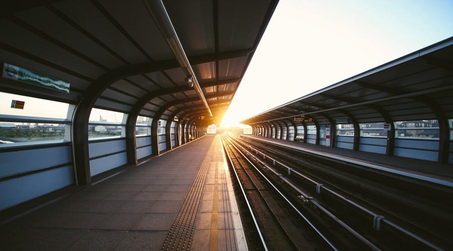 上海地鐵列車換
