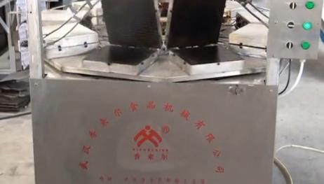 全自動仿手工自動蛋卷機15模