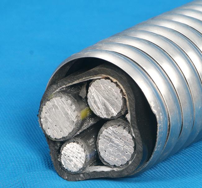 礦用電纜的使用特點和結構特點