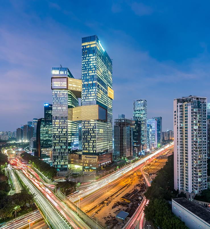 騰訊濱海大廈
