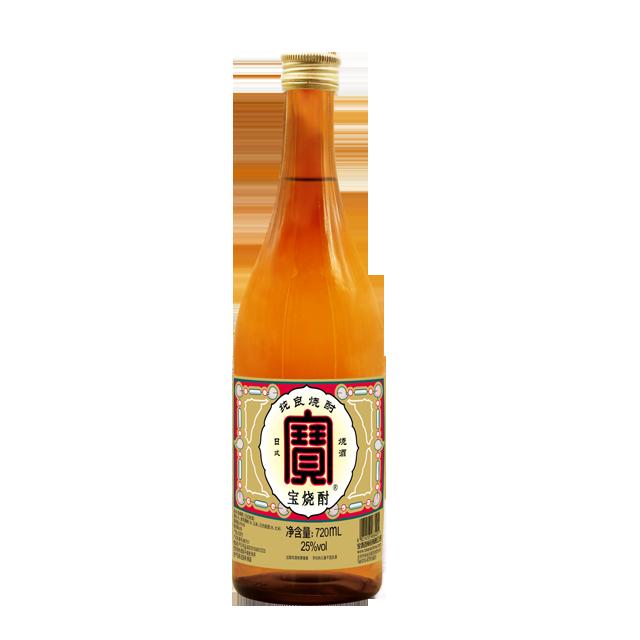 宝烧酎日式烧酒<br/>720mL