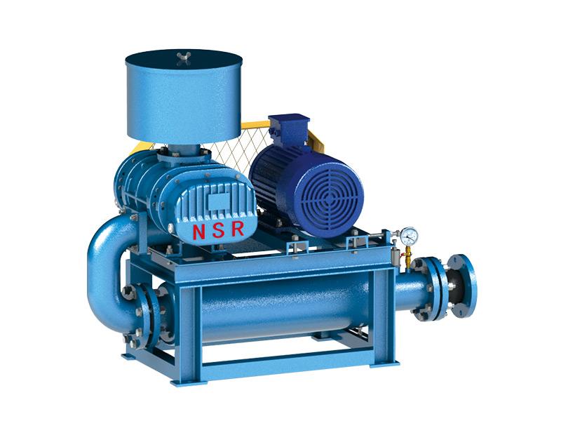 蒸汽喷射器的结构以及工作原理
