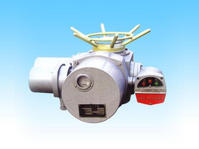 DZW戶外型閥門電動裝置