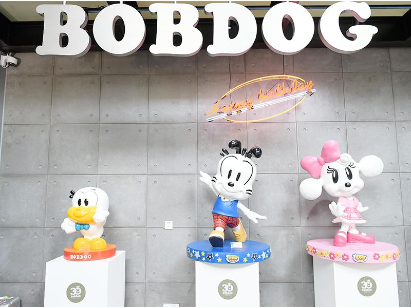 BOBDOG-2021春夏圖案發布