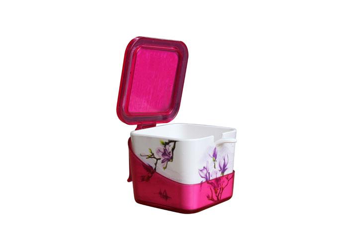 t001调料盒紫沁木兰