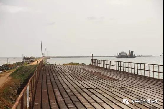 连接安哥拉本土和卡宾达省的海上航线7月开始运营