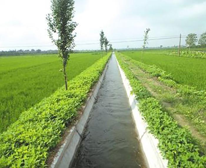 崇阳县2013年度石城镇小型农田水利建设项目