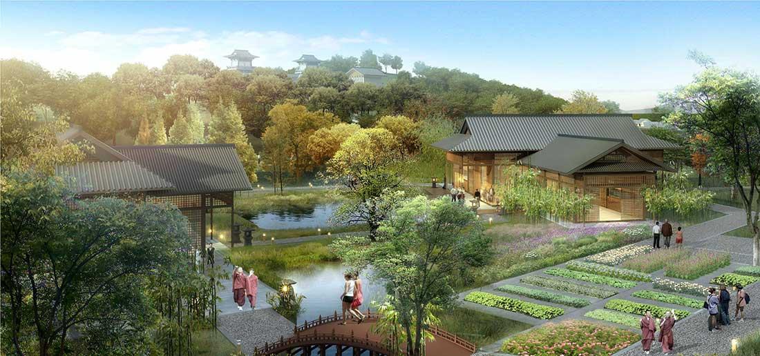 古香林公園